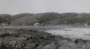 Karehana Bay about 1914 Photo courtesy Alistair Robb Collection, Pataka Art + Museum, Porirua