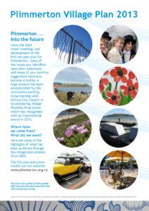 PRA Village Plan cover 2013