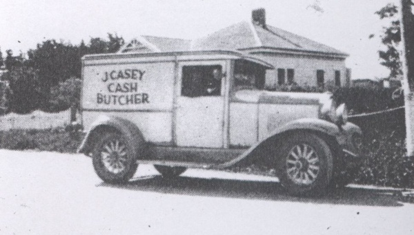 Jim Casey's 1930 Whippet Photo courtesy: Mary Casey's collection
